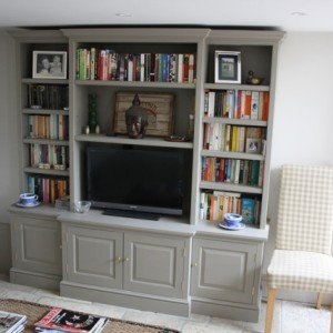 Bookcase / media unit