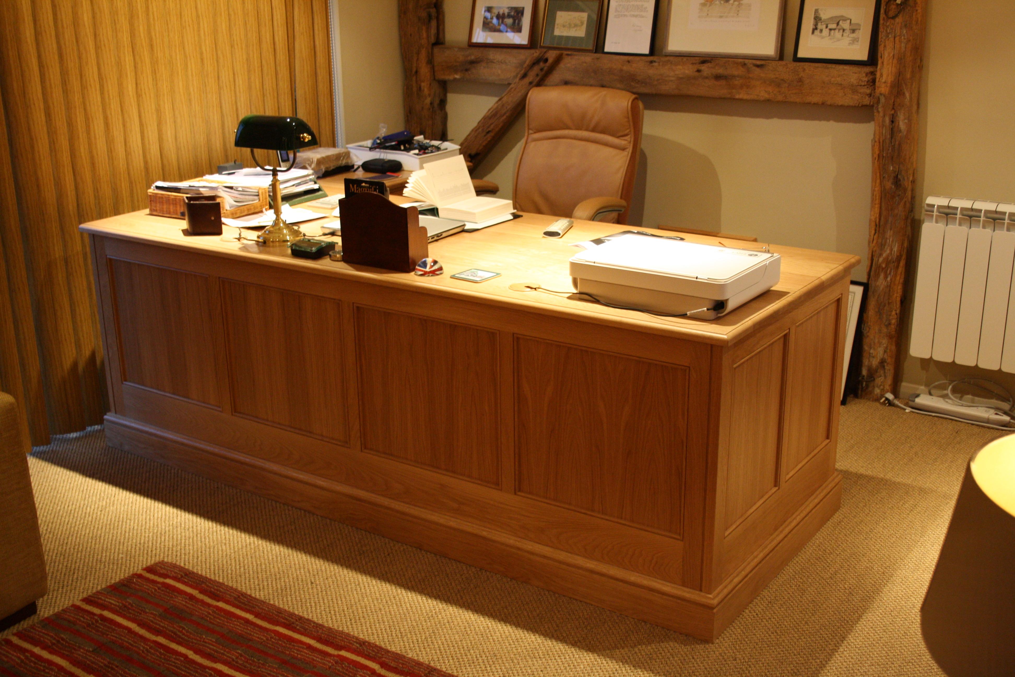 Remarkable Oak Office Desk Towner Furniture Home Interior And Landscaping Transignezvosmurscom
